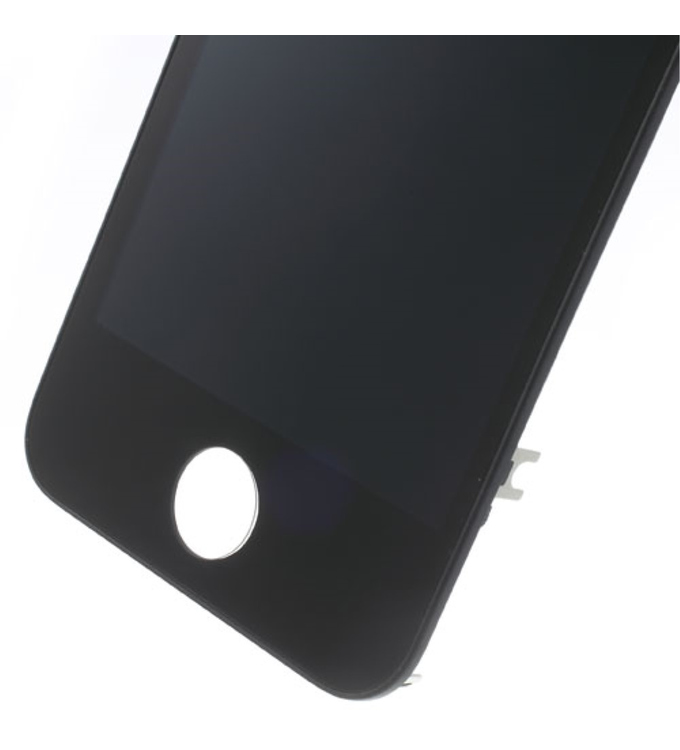 Display für Apple iPhone 4 in schwarz