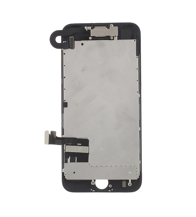 iPhone 7 Plus Display Reparaturset Schwarz