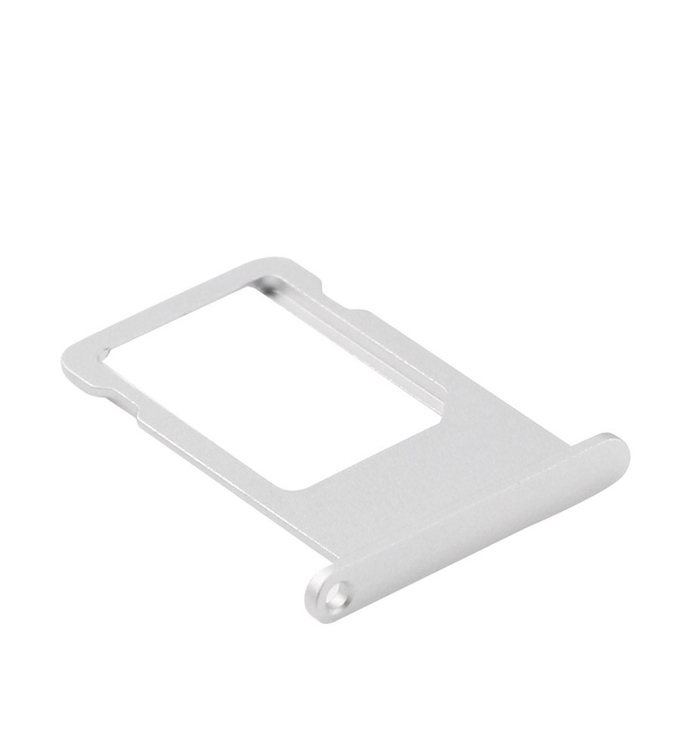 iPhone 6S Plus Simkartenhalter silber