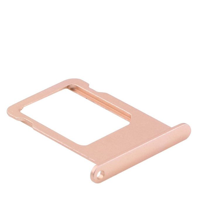 iPhone 6S Simkartenhalter rose gold