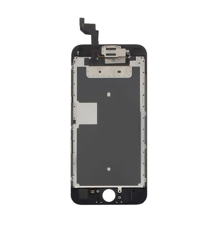 Display für Apple iPhone 6S Plus Komplett Set in schwarz
